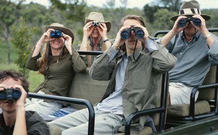 India to Ban Safaris of… Human Beings