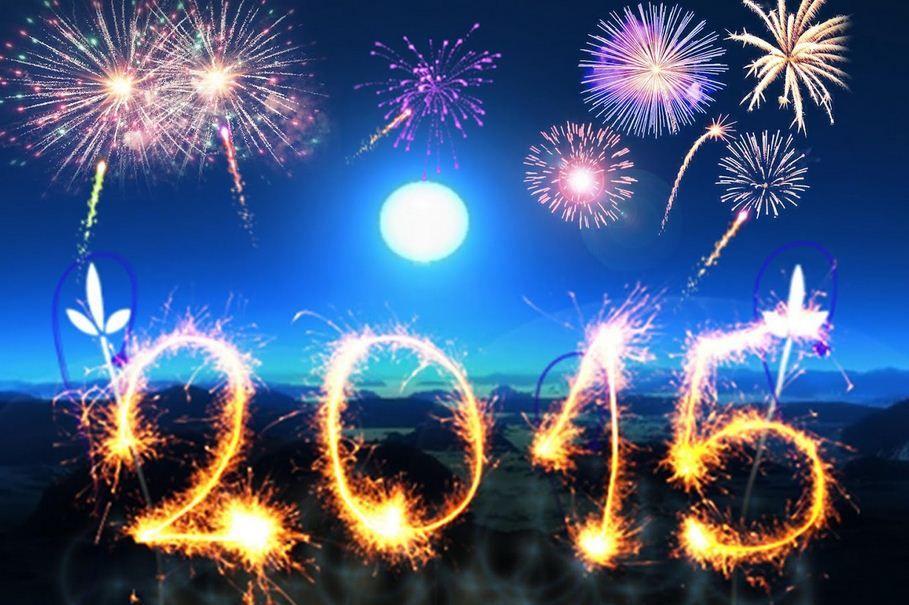 Happy New Year Firework 2015 Happy new year fireworks