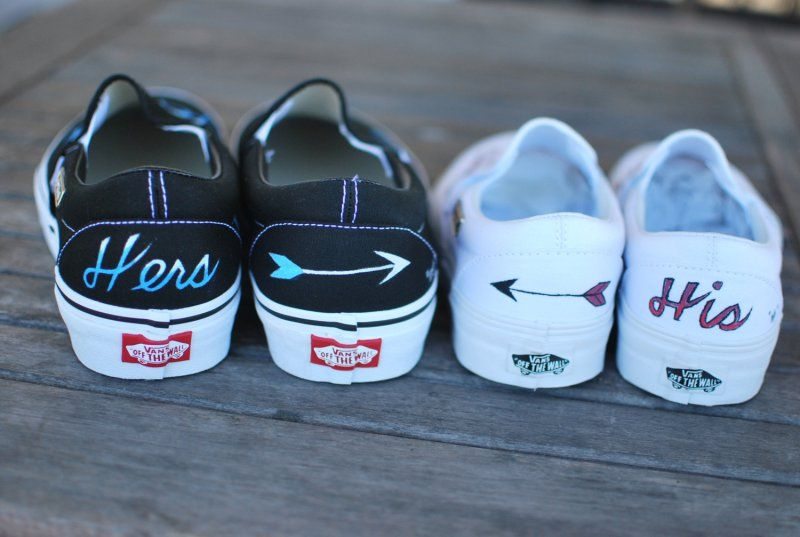 Vans Wedding Shoes Where To Buy Custom Vans Shoes For Weddings