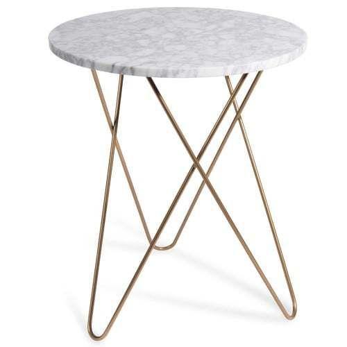 Resultat De Recherche D Images Pour Bout De Canape Marbre Maison Du Monde Marble Side Tables Marble Table Side Table