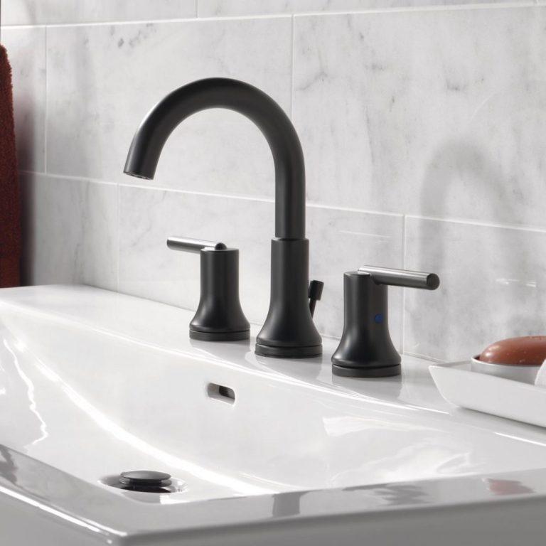 Sink Faucets Walmart Widespread Bathroom Faucet Bathroom