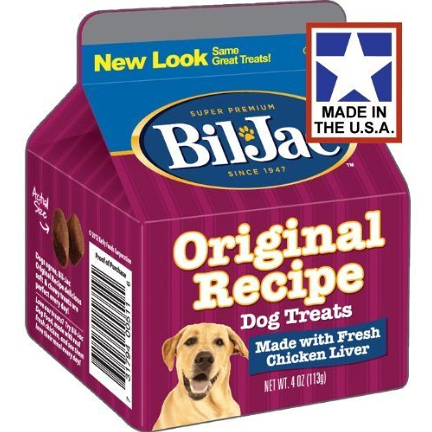 BilJac Liver Treats 4 oz(2Pack) You can click image