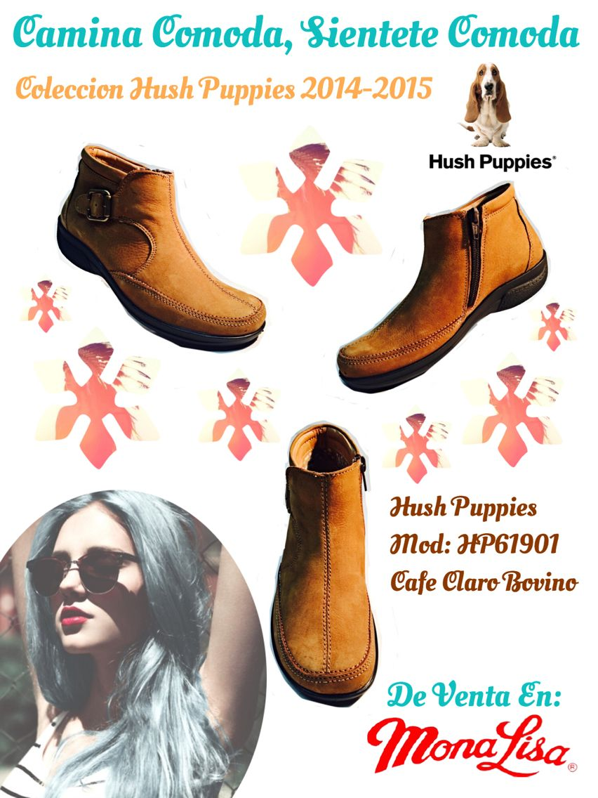 Hush Puppies Botines Botines Zapatos Moda