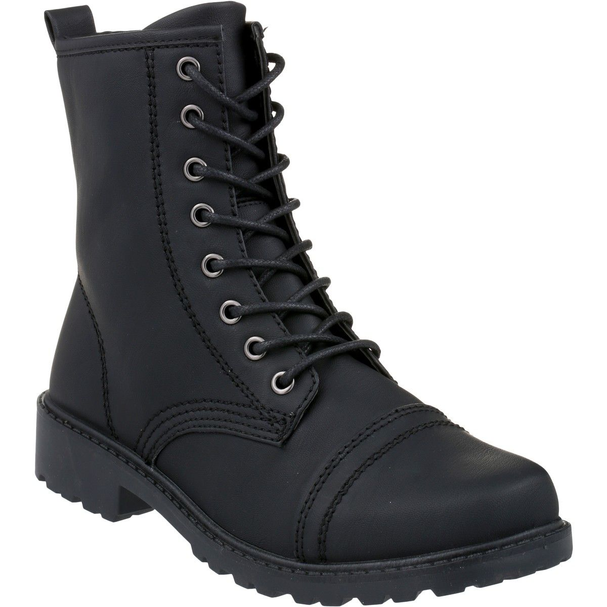 Brilliant Basics Women's Military Boots