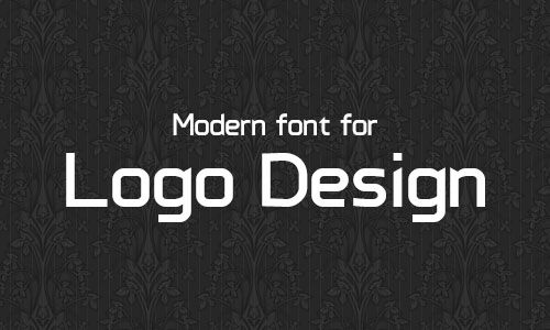 Modern-font-for-logo-design-free | Typography Collections ...