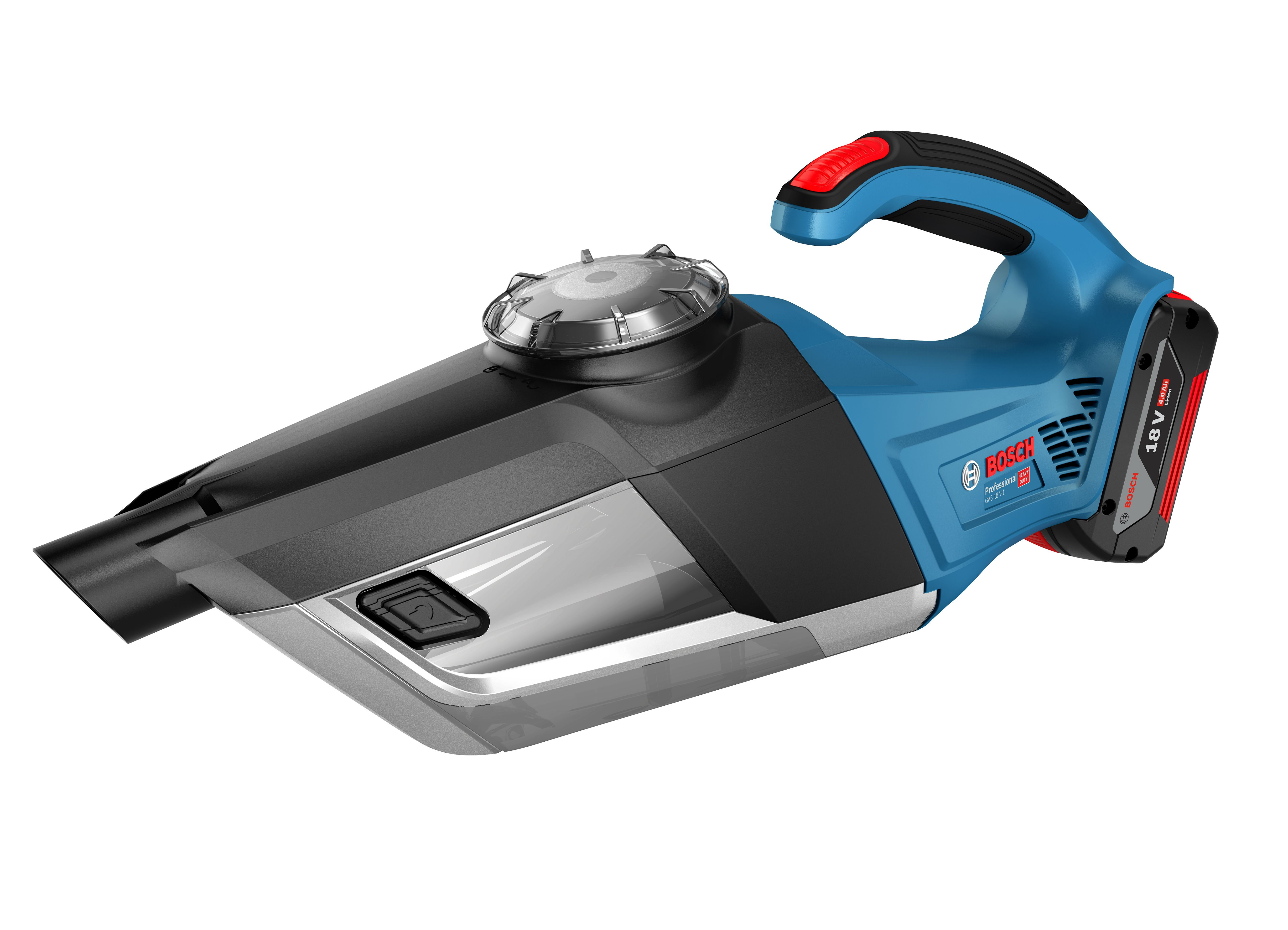 Dry Extractor For Rapid Final Cleaning The Gas 18v 1 Professional From Bosch For Professionals