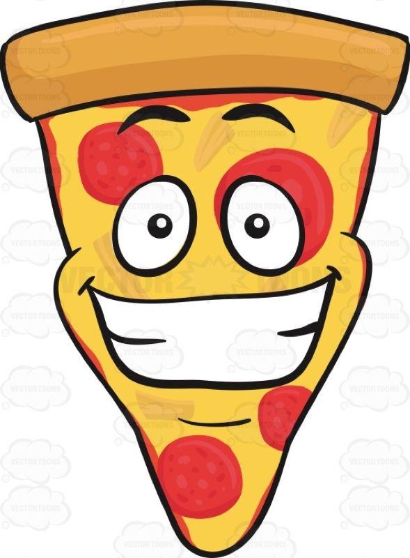 cheesy big grin on a slice of pepperoni pizza emoji pinterest rh pinterest com cheesy pizza cartoon cheesy pizza cartoon