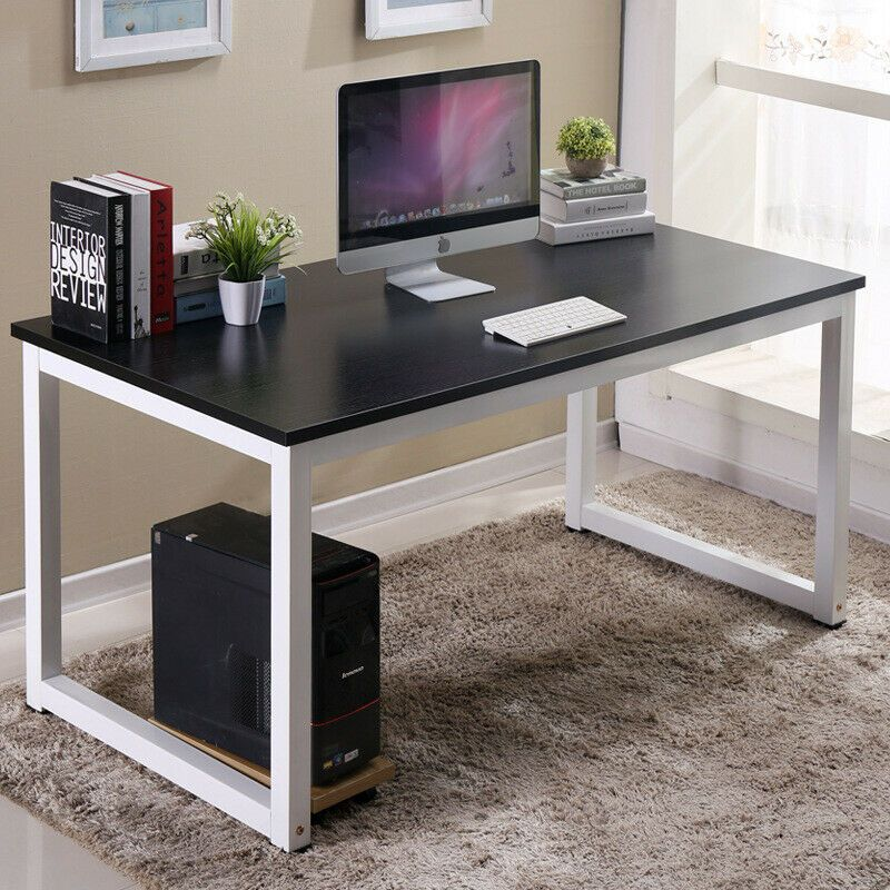 Computer Desk PC Laptop Table Study Workstation Writing Home Office Furniture