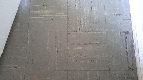 Luxury asbestos Tile In Basement