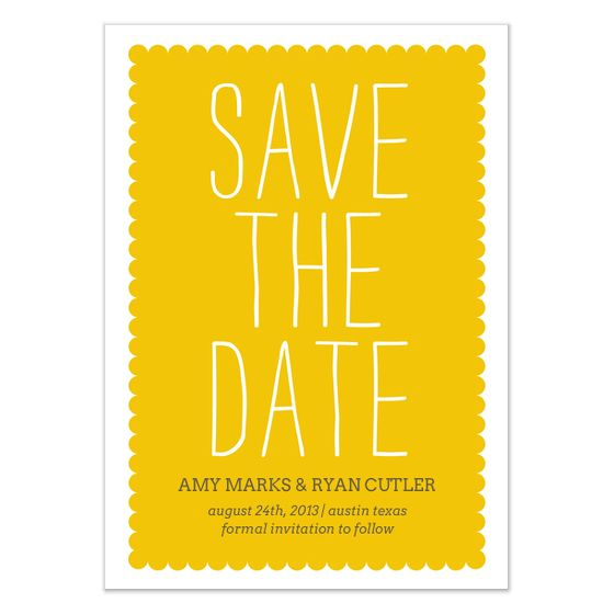 Free save the dates online