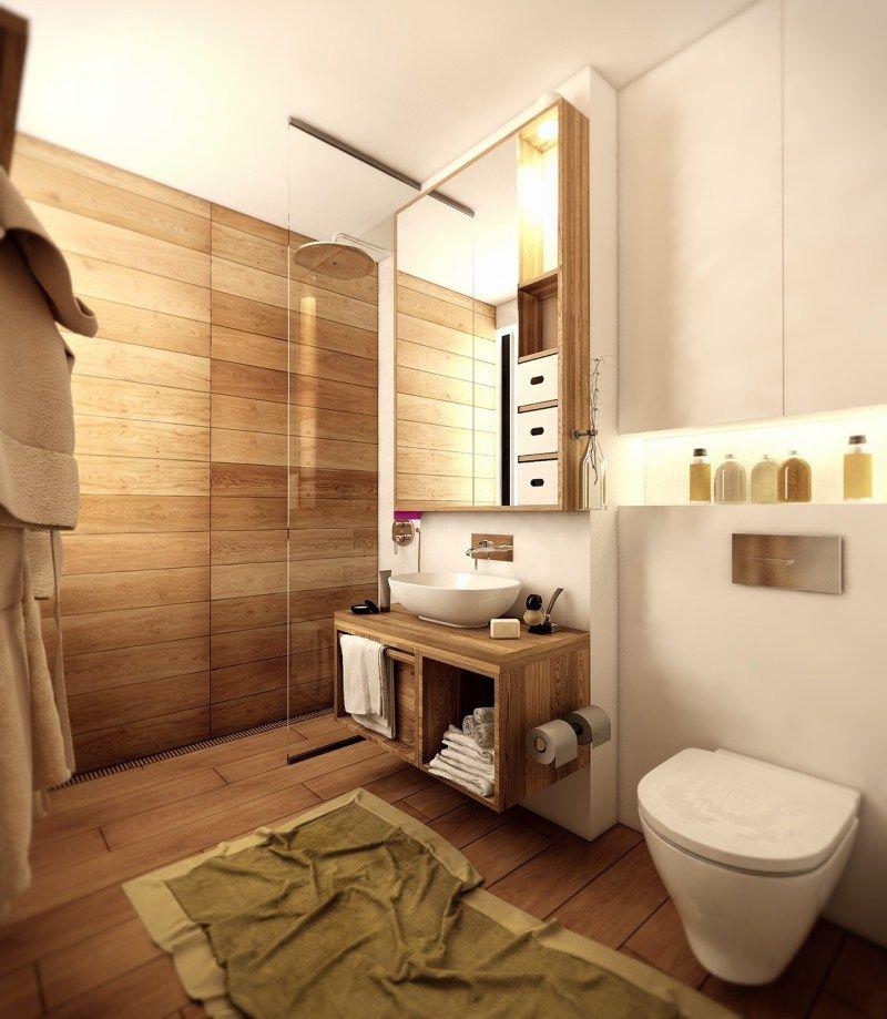 holzfu boden im bad richtige pflegen f r stilvolles aussehen my home pinterest. Black Bedroom Furniture Sets. Home Design Ideas