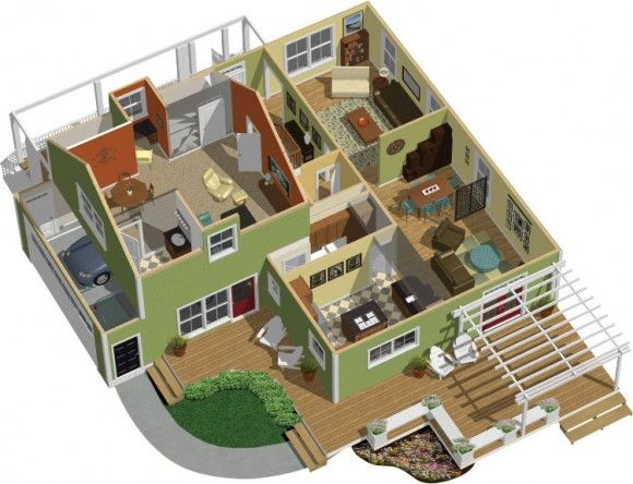 Home Design Sample Green Home Floor Plans That So Awesome With