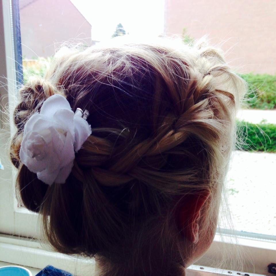 Sunday hairstyle hair styles pinterest hair style