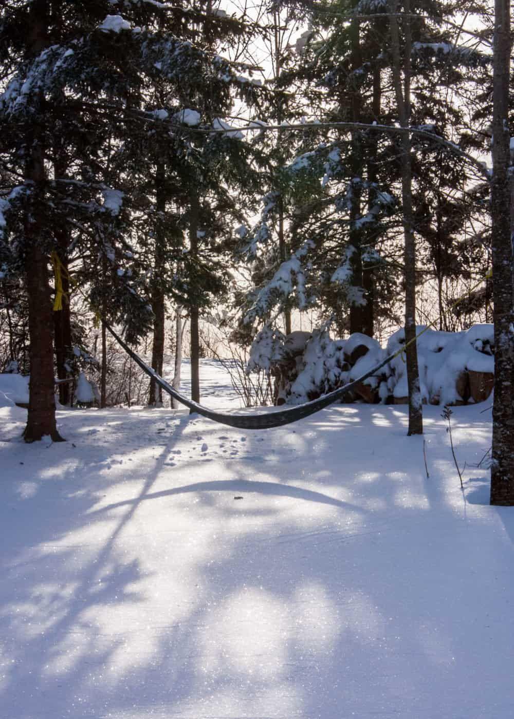 Winter Hammock Camping Tips Guide Plus Essential Gear Winter