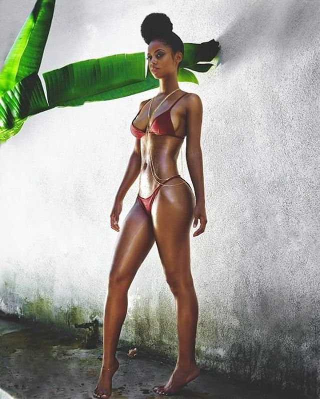 Exotic Black Busty Women