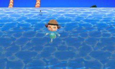 Animal Crossing New Leaf Diary Day 8 Swimming With Sharks