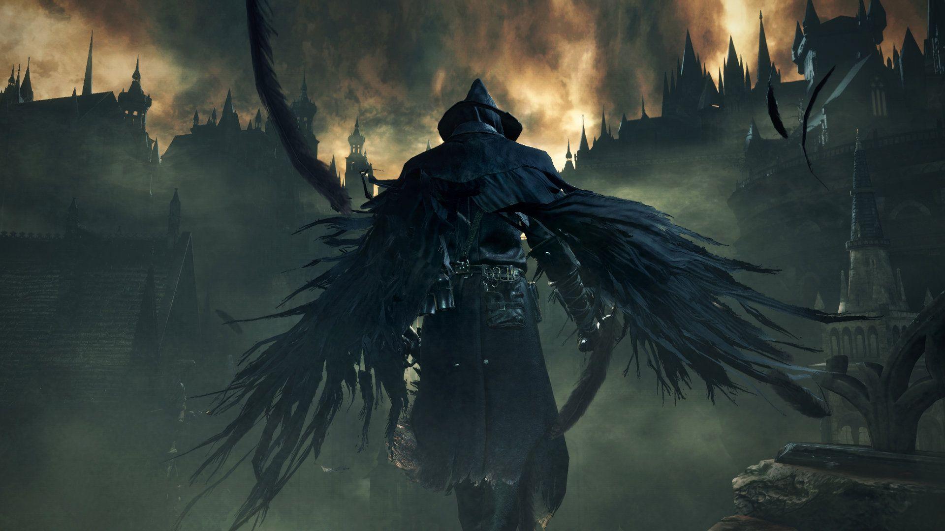 Bloodborne Games Dark souls, Playstation e Ficção
