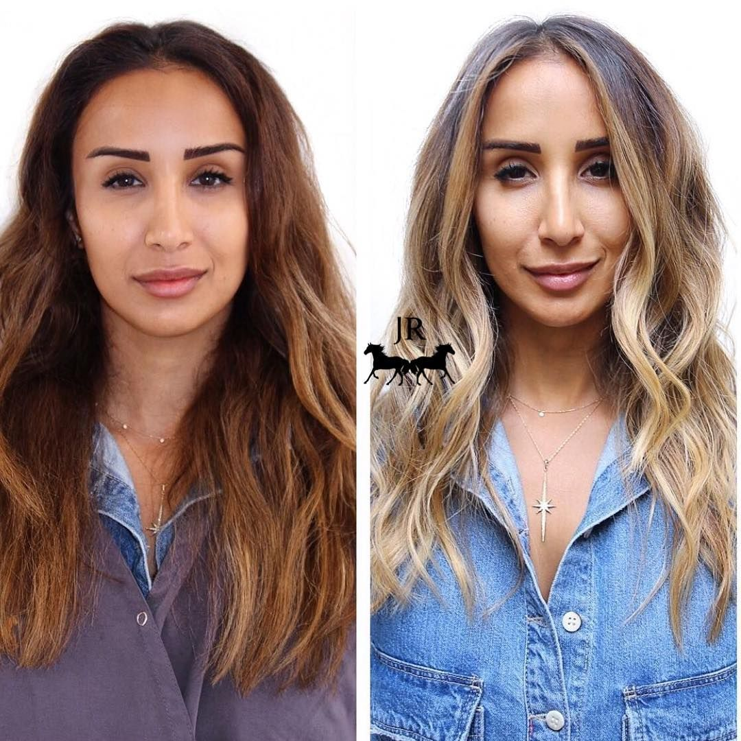 brighten up! is my hair color making me look old? | popsugar beauty