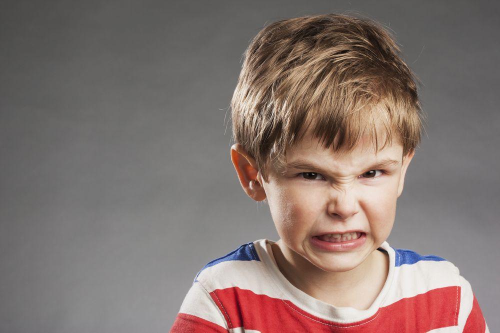 Эмоции в картинках злость