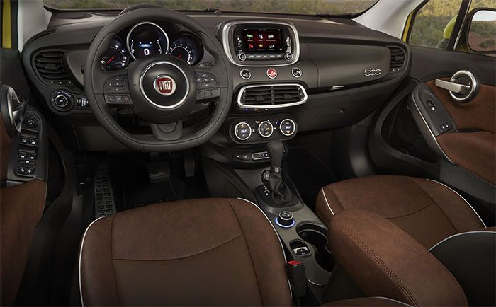 2018 fiat 500x abarth interior design fiat pinterest. Black Bedroom Furniture Sets. Home Design Ideas