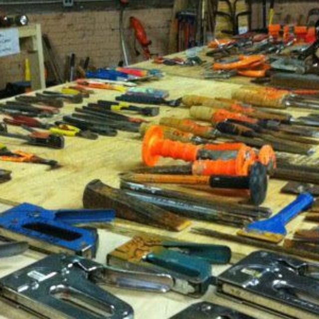 Camden County, working off a West Philly example, may start a tool library