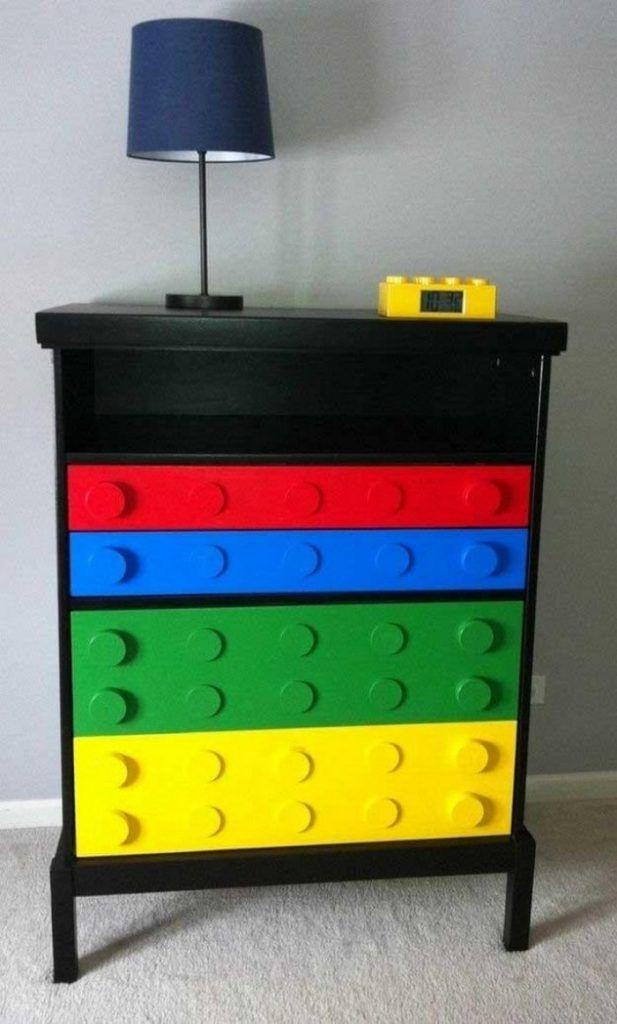Lego Themed Bedroom Ideas