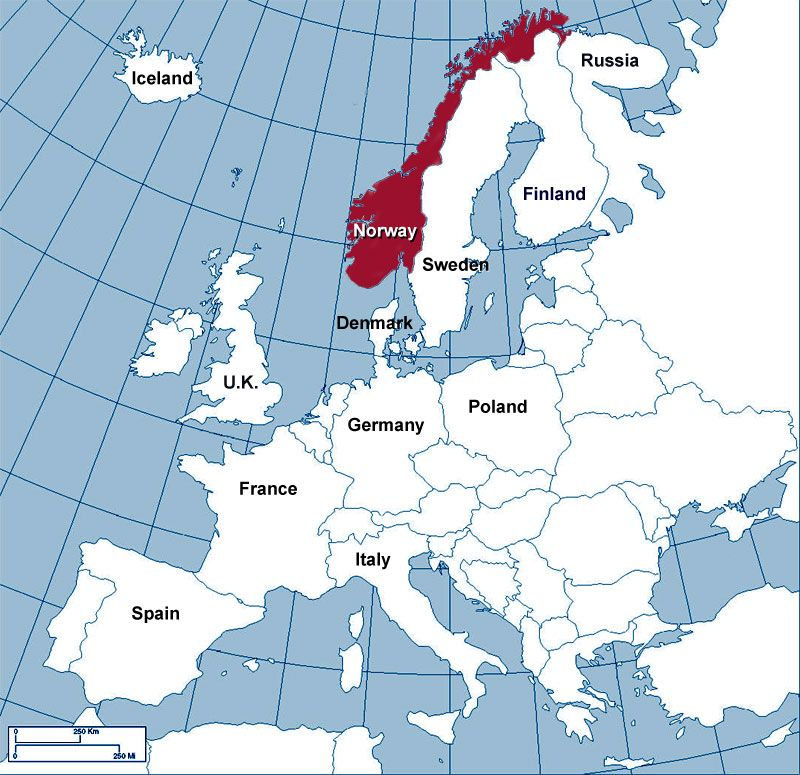 Norway Maps Of Norway Sweden And Norway Pics Pinterest - Norway map of europe