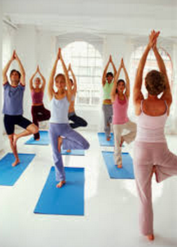 nooner yoga class  every saturday at noon  yoga poses