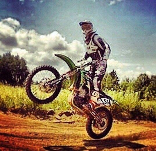 Mx Wheelie Dirt Bike Racing Motocross Love Motocross