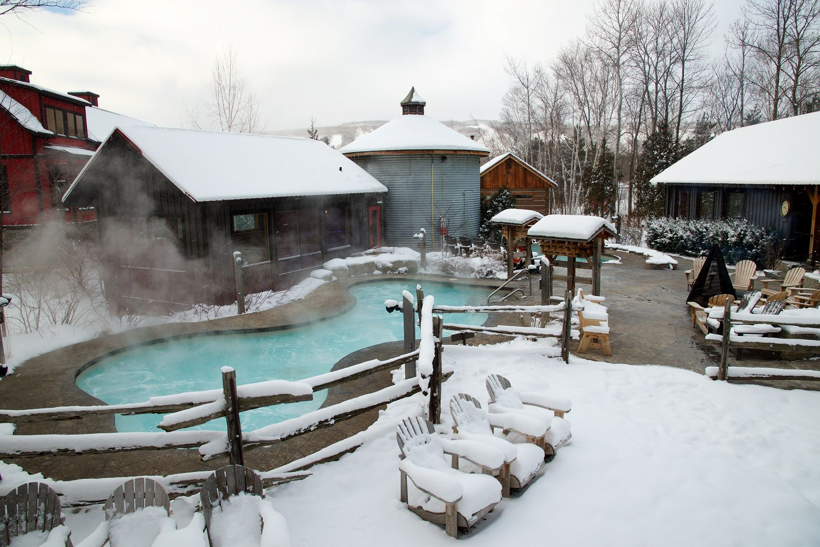Spa Packages Scandinave Spa Blue Mountain Dream Vacations Blue Mountain The Places Youll Go