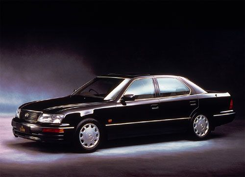 1994 Lexus LS 400. A Wonderful Car! It Would Have Been A Keeper But