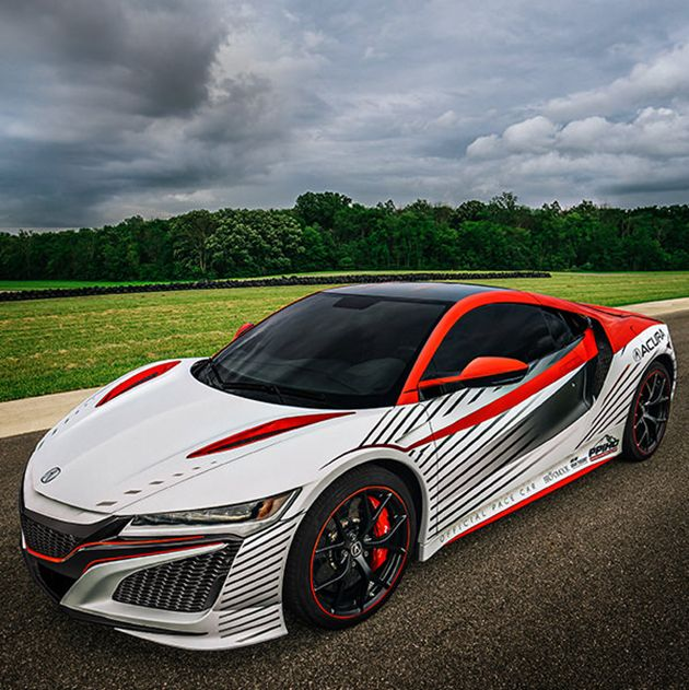 Acura NSX 2015: Vuelve El Super Deportivo De Honda. #cars