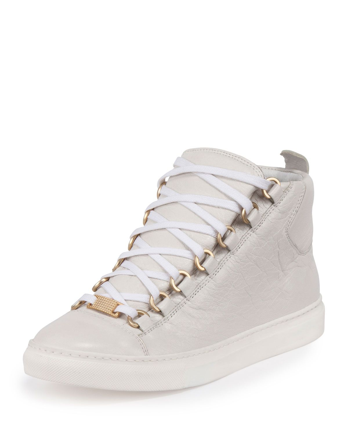 d310b9c8f7735 Arena Leather High-Top Sneaker