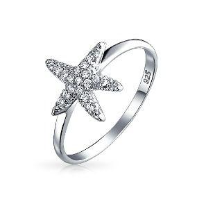 Resultado de imagen para anillo estrella de mar