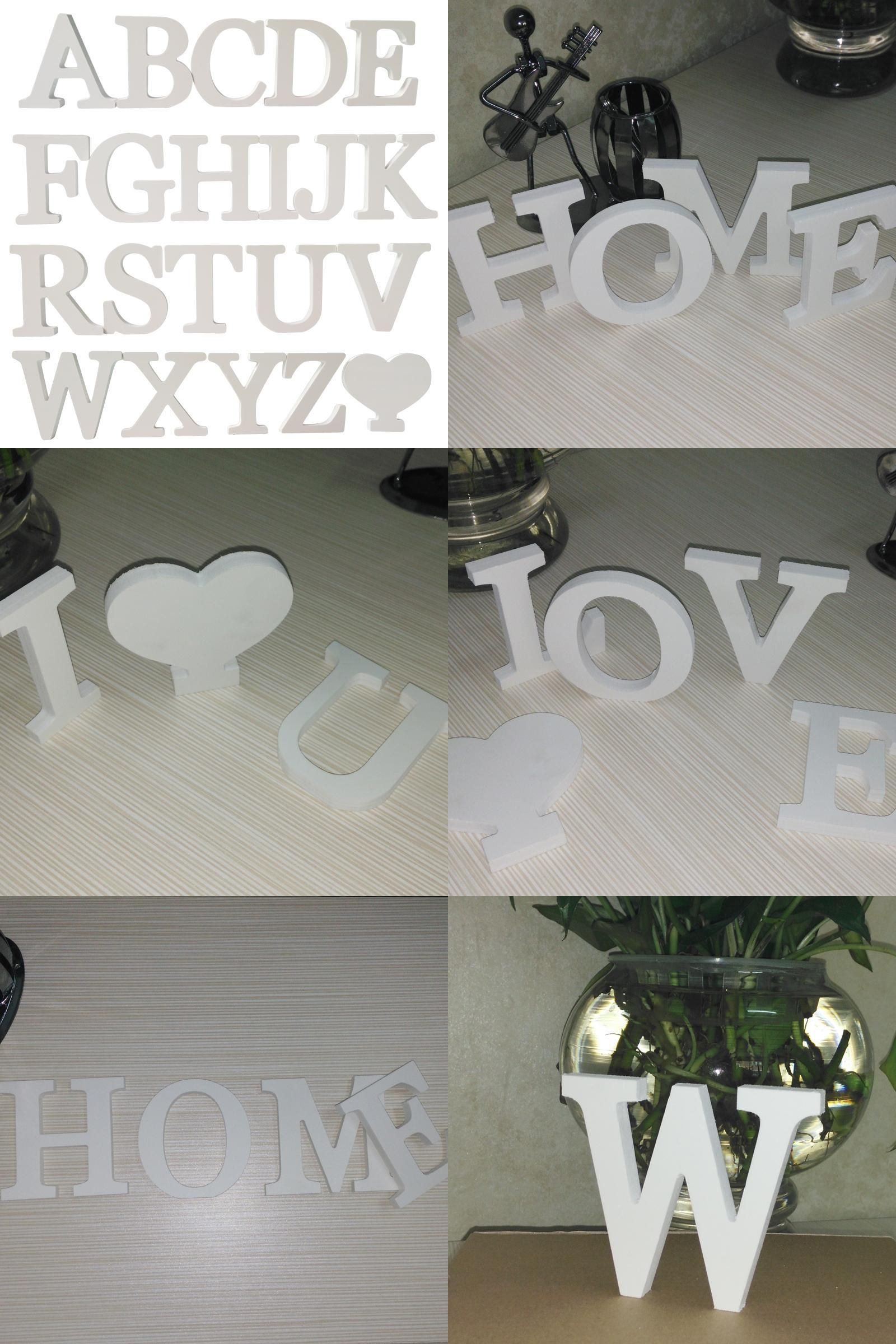 Buy Letters For Wall Visit To Buy 2017 Wall Stickers Home Decor 3D English Wood Wooden