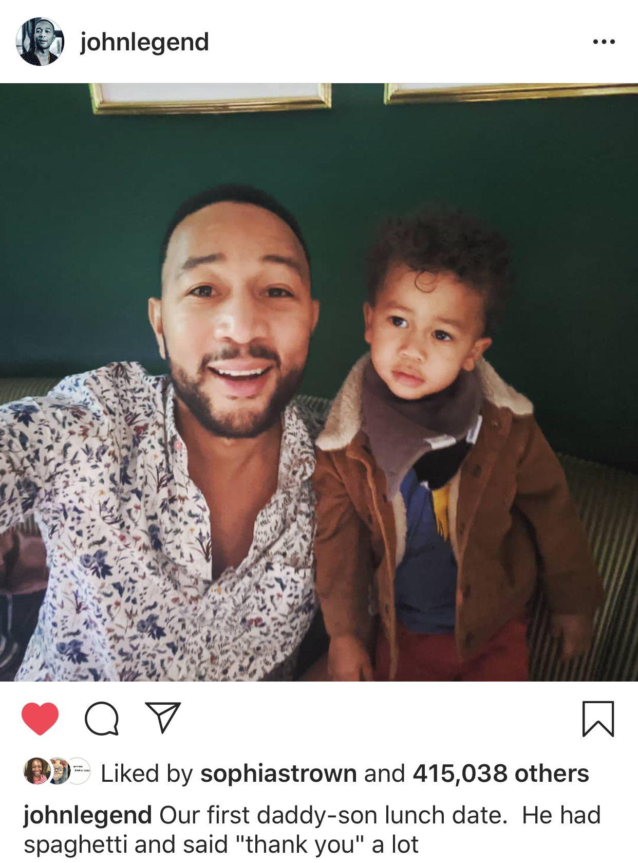 daddy son dating