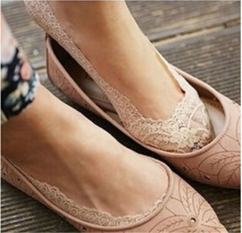 No Summer New Bamboo 1 Pair Loafer Ballet Boat Socks Cotton Women Low Cut