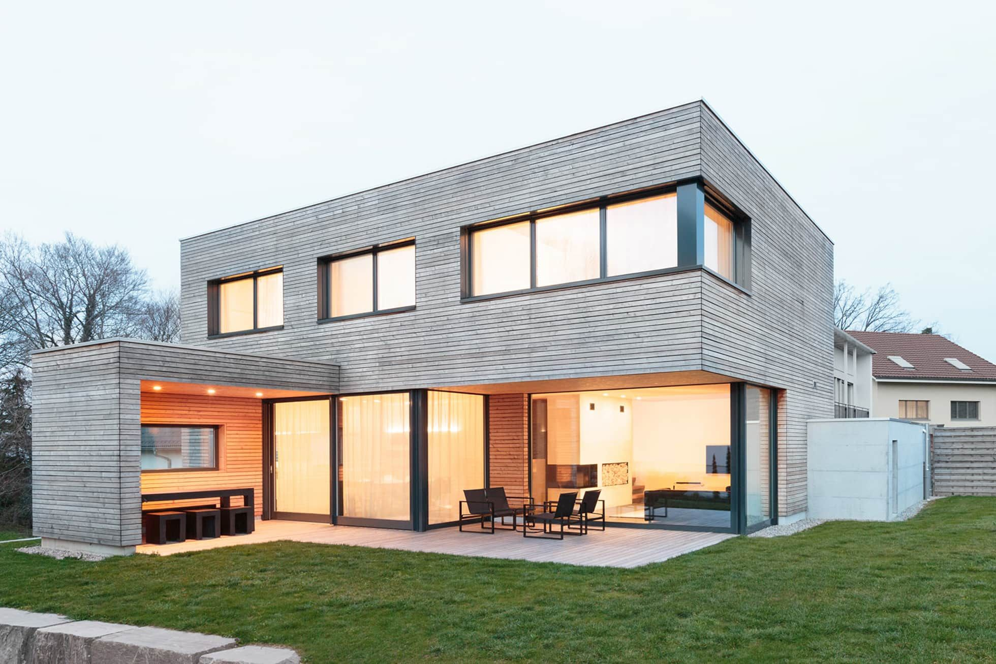 efh kirchberg h user von skizzenrolle 1 pinterest haus moderne h user und haus bauen. Black Bedroom Furniture Sets. Home Design Ideas