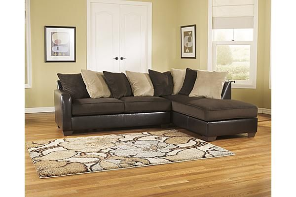 The Gemini 2 Piece Sectional From Ashley Furniture