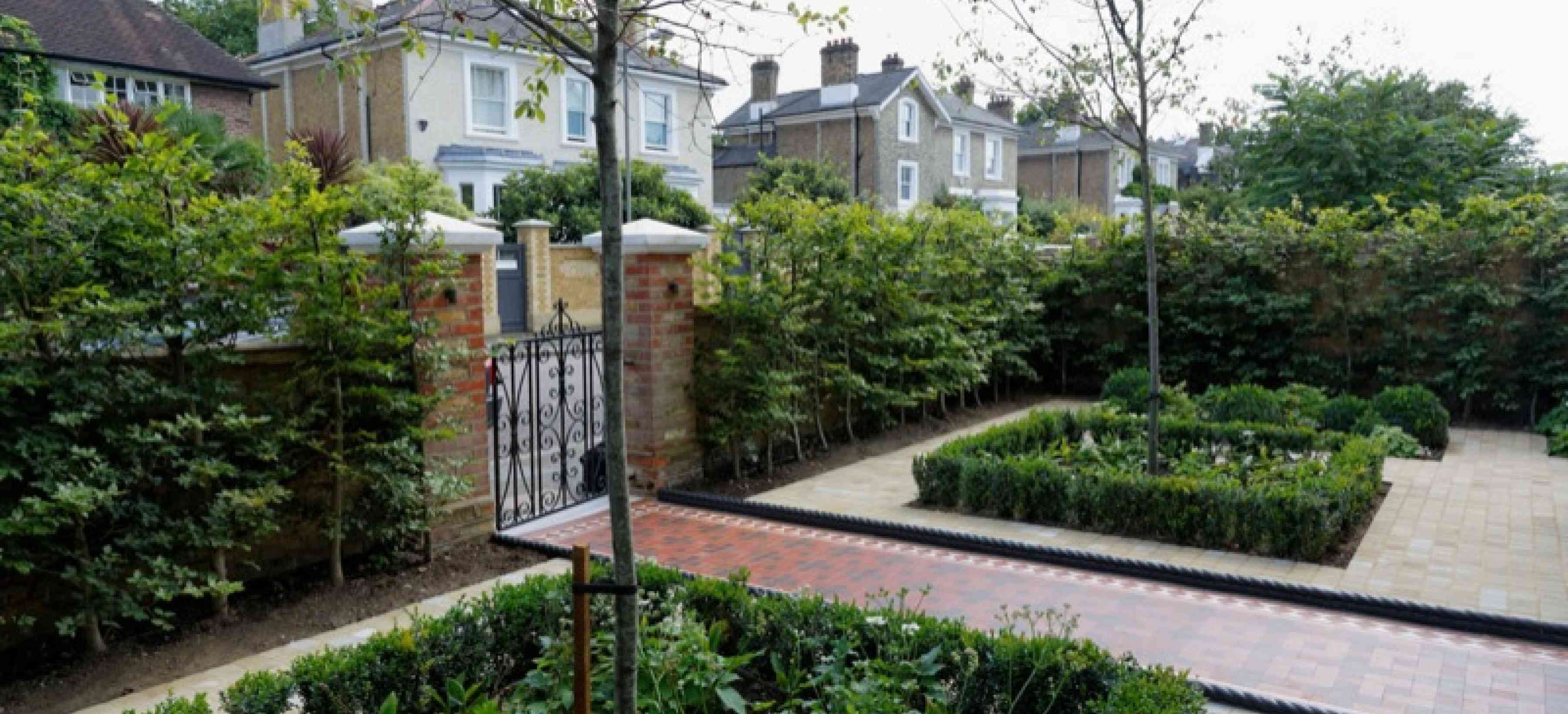 Victorian Garden, South West London - thumbnail | Сад
