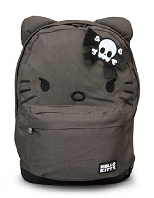 c6d1b7f88769 Hello Kitty Angry Kitty Backpack by Loungefly  InkedShop  HelloKitty  bag   backpack  bookbag  kitty  b2s  backtoschool