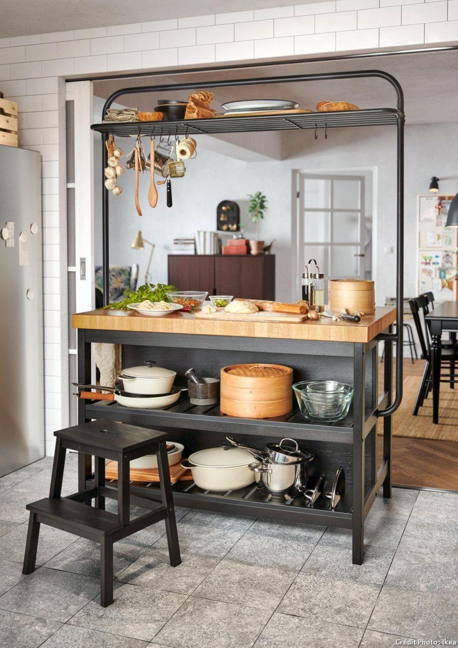 19 objets déco IKEA à petits prix ! en 19  Deco cuisine moderne