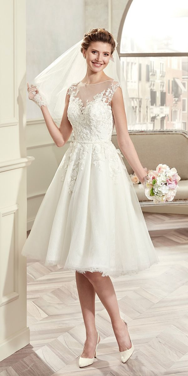 Short Wedding Dress 2017