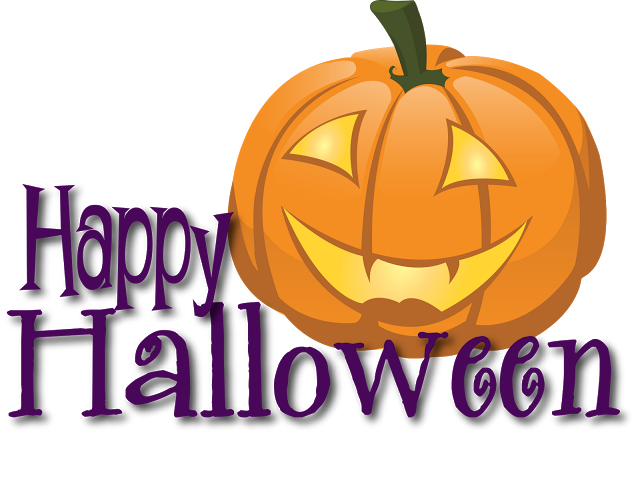 Free Printable Happy Halloween Banner Clipart Template Png Images Happy Halloween Banner Happy Halloween Pictures Halloween Images