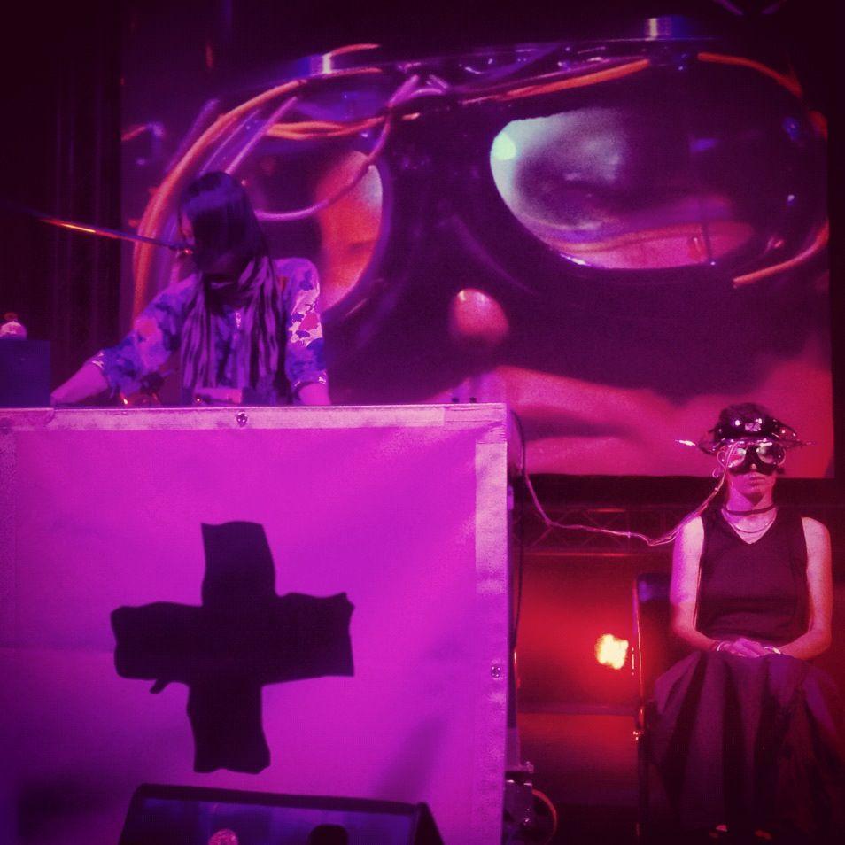 Sonar 2012 Barcelona – Masaki Batoh's Brainpulse music