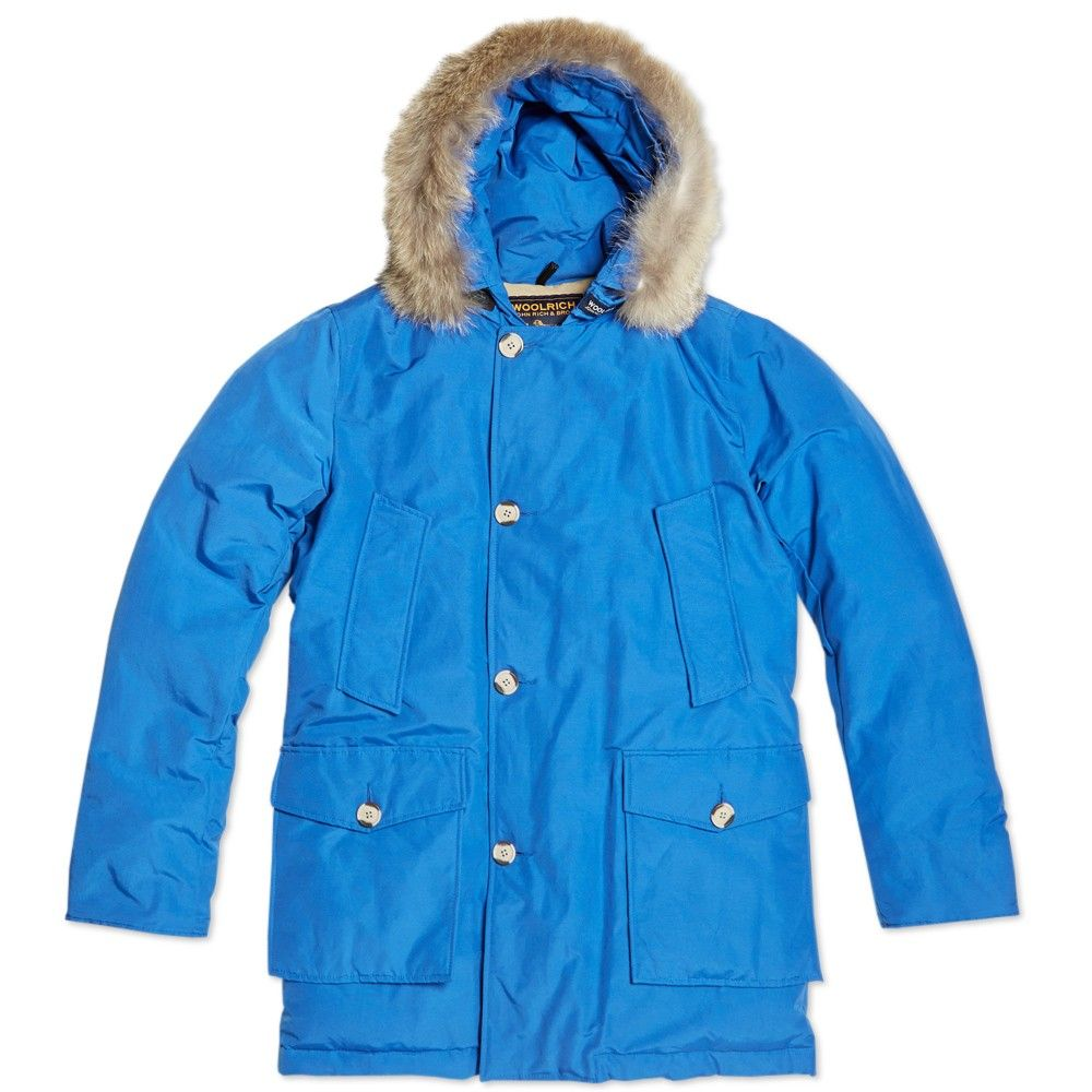 Woolrich Arctic Parka Blue