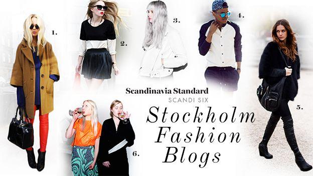 Scandi Six Stockholm Fashion Blogs Stockholm Fashion Fashion Scandinavian Fashion