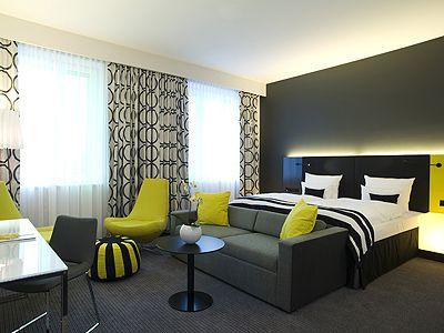 andel-hotel-berlin-hotel innenarchitektur | interieur design, Innenarchitektur ideen