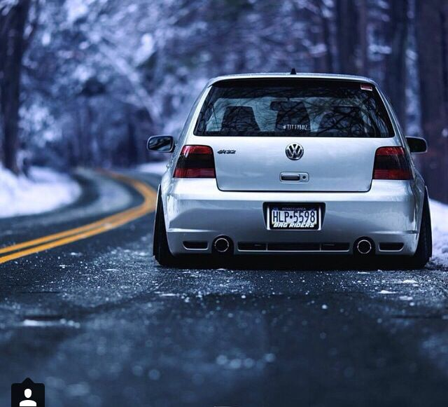 Vw Golf R32 Coches Increibles Vw R32 Mk4 Coches Deportivos