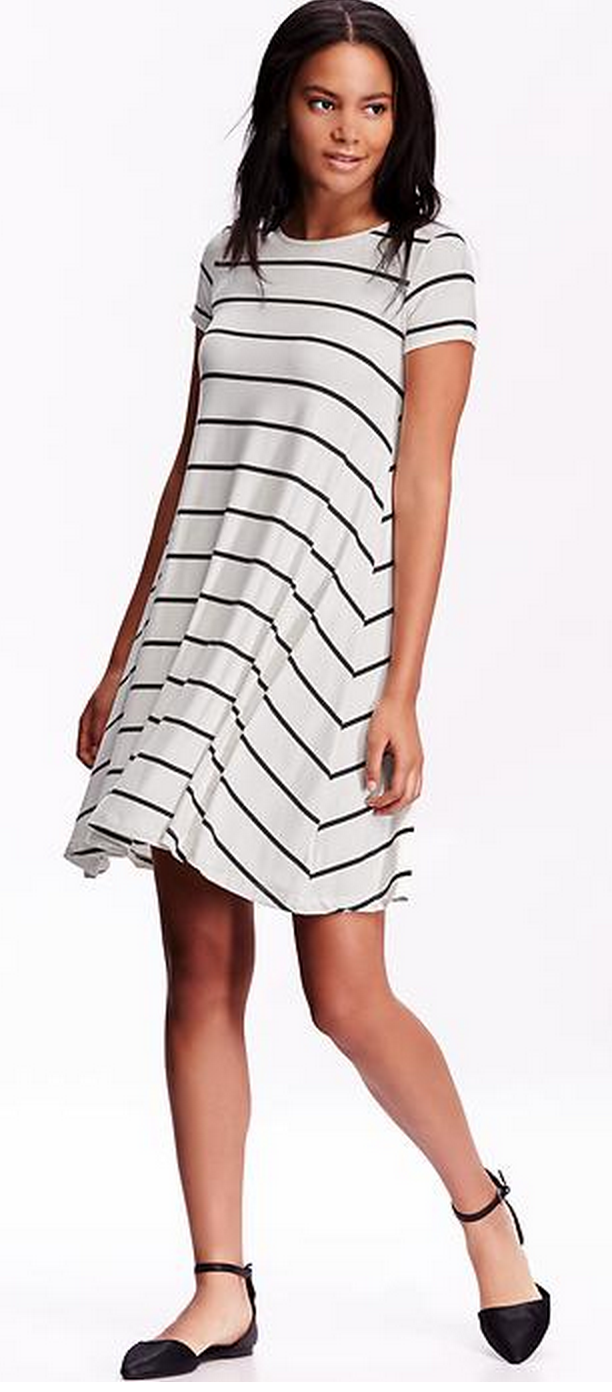 Fashion week Wear you Trendswould a peekaboo lace dress for lady
